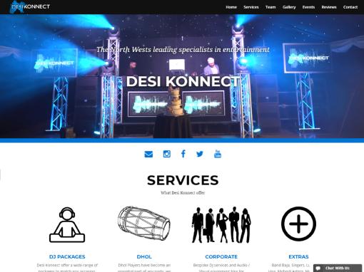Desi Konnect