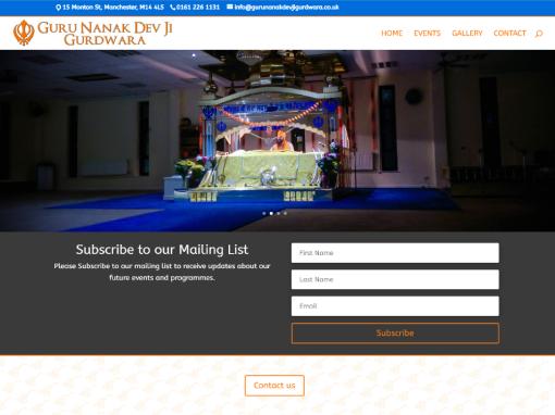 Guru Nanak Dev Ji Gurdwara