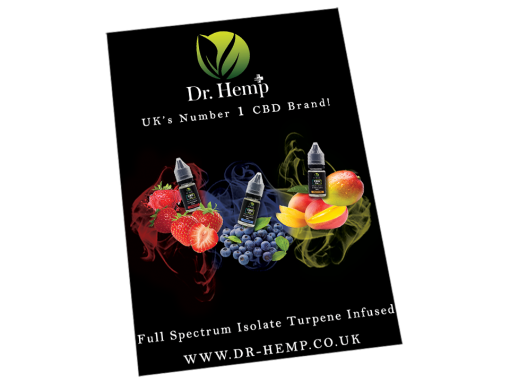 Dr Hemp Poster